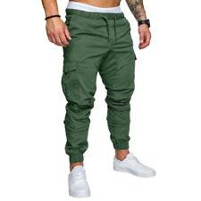 Fashion Mens Casual Pants Harem Baggy Trouser Sweatpant Slack Casual Jogger Pant