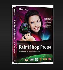 Electronics Technology Computers Software Corel PaintShop Pro X4 Photo Editing