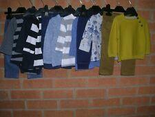 NEXT MARKS & SPENCER GAP etc Boys Bundle Jeans Tops Cardigan Outfits Age 3-6m
