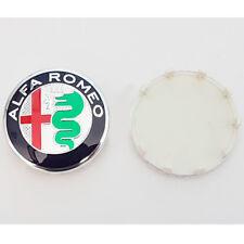 Lega 1 Tappo Cerchi Coprimozzo Giulietta ALFA ROMEO 60mm Mito 159 Brera 147 rt