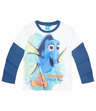 Disney Findet Dory T-Shirt Camiseta Langarmhirt Jersey