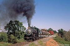 Original Photograph: Yolo Shortline ex-SP 1233 with photo freight