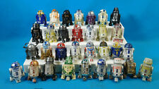 Star Wars Lot of 31 Astromech Droid Action Figures Hasbro R2-D2 and Friends