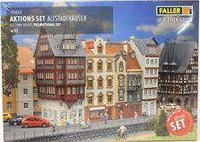 FALLER H0 190063 Aktions-set Altstadthäuser
