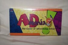 Cardinal Games Ad Mania The Game Of Advertising Trivia 1997