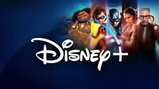 ⭐️ Disney PLUS Account 3 Months Warranty 🔥 TRUE INSTANT DELIVERY 🔥