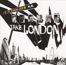 Take London by The Herbaliser (CD, Jun-2009, Ninja Tune (USA))