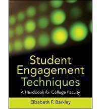 Student Engagement Techniques by Elizabeth Barkley