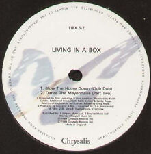LIVING IN A BOX - Blow The House Down - Chrysalis