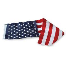 4X6 FT US AMERICAN FLAG NO FADE SolarMax Nylon Embroidered Stars Sewn Stripes