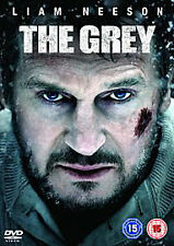 THE GREY - LIAM NEESON - NEW / SEALED DVD - UK STOCK