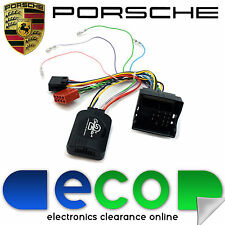 CTSPO002-SONY Porsche Cayenne Car Steering Wheel Volume Stalk Control Lead