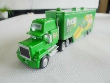 Disney Pixar Cars NO.86 Chick Hicks Hauler Truck 22cm Toy Car Loose