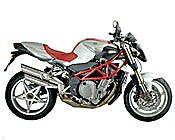 MV AGUSTA 2 COLOUR TOUCH UP PAINT KIT 2006 ONWARDS BRUTALE 910 RED AND SILVER