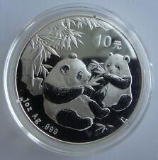 China 2006 Panda Silver Coin Genuine 1 OZ 10 Yuan UNC