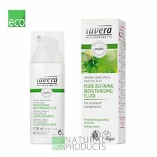 Lavera Organic Pore Refining Moisturising Fluid for Oily Skin 50ml