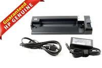 HP 2400 2500 Series EQ773AA HSTNN-Q03X Docking Station EQ773AA#ABA With Adapter