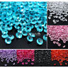 1000 Party Table Crystals Scatter Decor Diamond Acrylic Confetti Wedding Favors