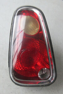 Genuine Used MINI N/S Passenger Side Rear Light R50 R53 R52 (LCI) - 7166957 #25