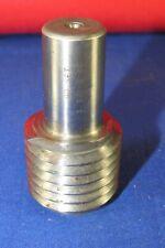 1 38 6 Go Set Thread Plug Gagemachinist Inspection Tool Cnc Mill Bit Tap Part