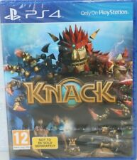 KNACK - SONY PLAYSTATION 4 PS4 GAME - NEW
