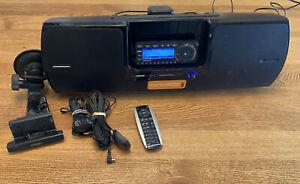 EUC XM Sirius Lifetime Subscription ST5 Receiver, SXSD2 Boombox, Car Kit, Remote