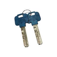 2 (TWO) Angal 006 /Multi-lock 008 Junior High Security keys blanks cut to order