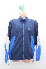 VINTAGE NIKE 1990s tuta da ginnastica rintracciante Top Shell Suit OREGON Giacca Urban USA L 10