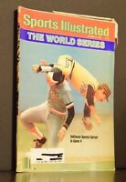 Sports Illustrated Magazine October 22 1979 The World Series