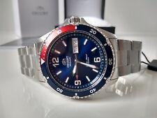Orient Men's Mako II 41.5mm Steel Bracelet & Case Automatic Watch Faa02009d3