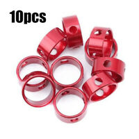 10pcs Round Quick Knot Tent Wind Rope Buckle Anti-slip Camping Tightening Hook