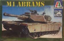 Italeri M1 Abrams Ref 7001 Escala 1:72