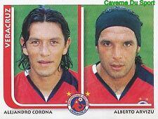 312 ALEJANDRO CORONA / ARVIZU CD.VERACRUZ MEXICO STICKER SUPERFUTBOL 2009 PANINI