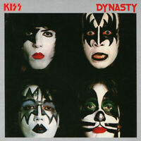 Kiss 1979 Dynasty.  Brand New Sealed CD. The Remasters. Tracking №.