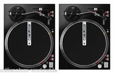 2 RELOOP RP-4000M - HIGH TORQUE DIRECT DRIVE TURNTABLES, TWIN DJ SET Auth Dealer