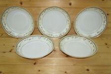 """Haviland Yale Limoges (5) Coupe Soup Bowls, 7 5/8"""""""