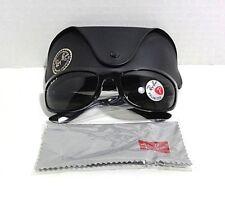 b3134aaaaa9b2 RAYBAN Balorama Sunglasses RB4089 601 58 Black Frame Green Polarized Lens