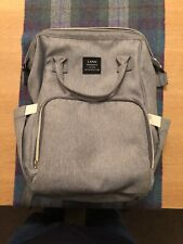 Genuine LAND - Mummy and Baby Bag - Grey