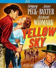 Yellow Sky [New Blu-ray]