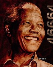 46664 The Concert by Mandela, Nelson Hardback Book The Cheap Fast Free Post
