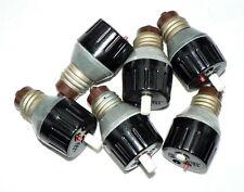 1 von6 Alte Sicherung Schraub Strom Sicherung 10A UdSSR hergestellte NEU Bakelit