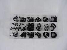 225pc Rubber O Ring Assortment Plumbing Hydraulic Air Gas Paintball SAE Seal NEW