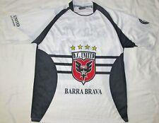 Drako Sport DC United Barra Brava Lightweight Soccer Jersey Shirt Mens One Size