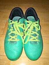 Under Armor Soccer Cleats Green