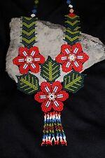 Huichol Peyote Beaded Necklace NN-1