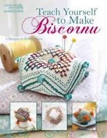Teach Yourself to Make Biscornu, Paperback by Watts, Bobbie, Brand New, Free ...