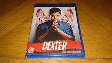 Dexter - Series 6 - Complete (Blu-ray, 2012, 4-Disc Set)