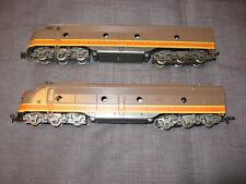 Rivarossi HO Train Engine Illinois Central 4035 Works Plus Dummy Engine