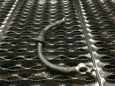04 05 06 07 08 09 PORSCHE CAYENNE - NEGATIVE BATTERY CABLE / HARNESS