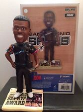 David Robinson NBA MVP Trophy San Antonio Spurs Newspaper Bobblehead